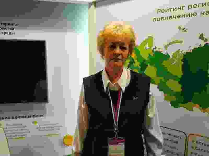 Член Центрального штаба ОНФ Светлана Калинина: Плохая вода в Тамбовском районе – это результат политических решений