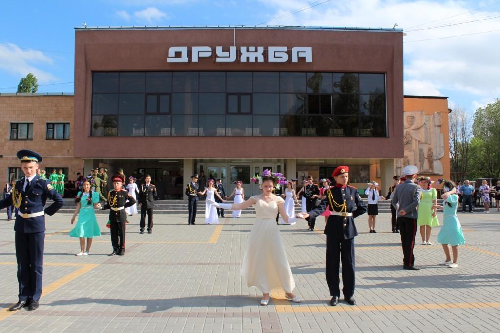 """""""Кадетская симфония"""" в Тамбовской области прошла с большим размахом"""