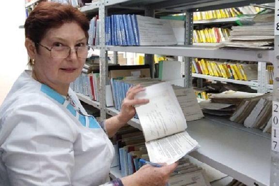 Лучшая участковая медсестра работает в Моршанской ЦРБ