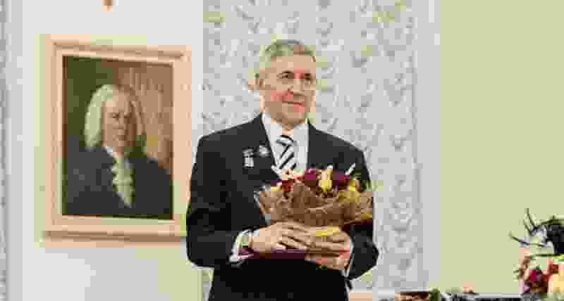 Медалью ордена «За заслуги перед Отечеством» II степени награжден директор Тамбовского колледжа искусств