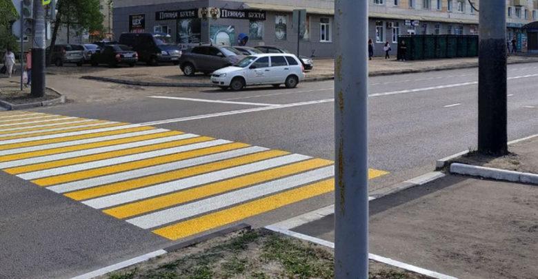 """На бульваре Энтузиастов, возле """"Океана"""", убрали пешеходный переход"""