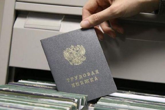 Пенсионный фонд оцифровал трудовые книжки тамбовчан