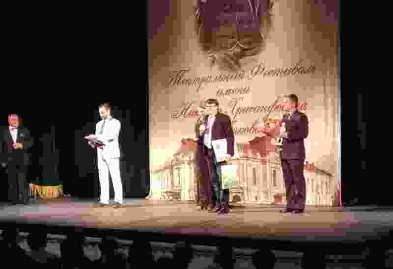 Победителями Рыбаковского фестиваля в этом году стали актёры Нижегородского драмтеатра