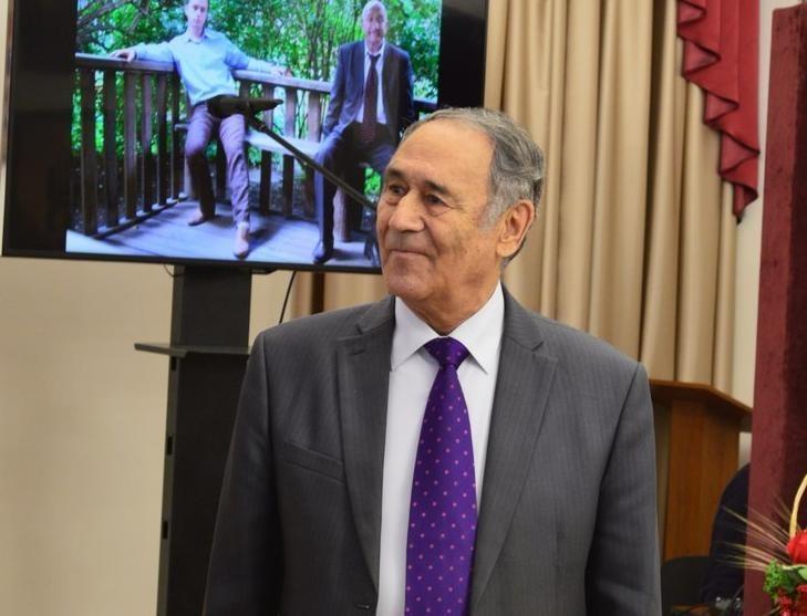 Почетный гражданин Тамбова Игорь Николаев отмечает 82-й день рождения
