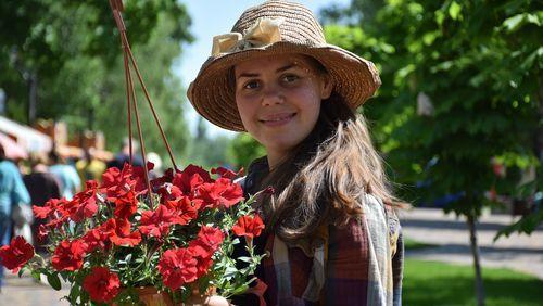 Праздник весны, красоты и цветов