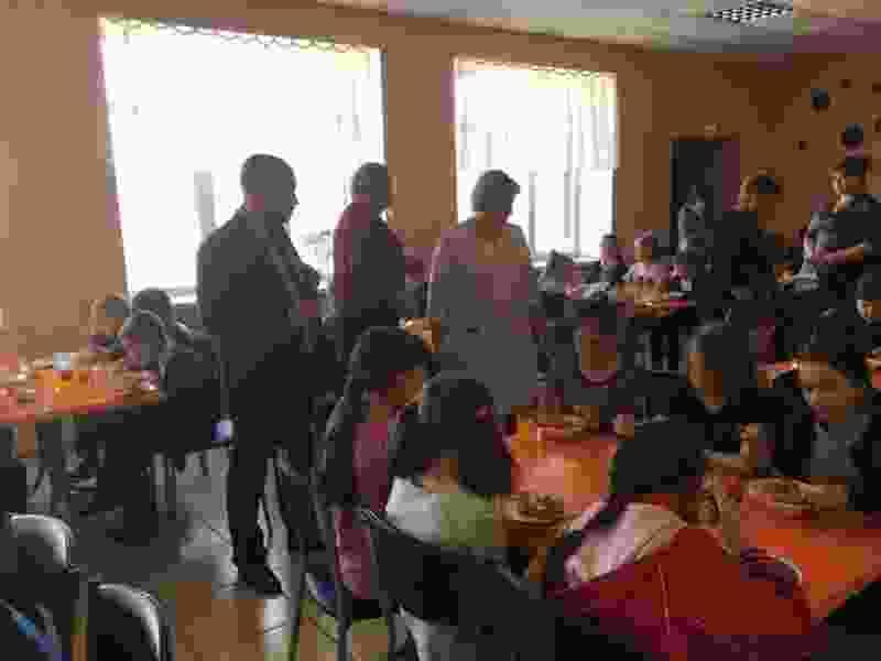 Родительский мониторинг организации школьного питания