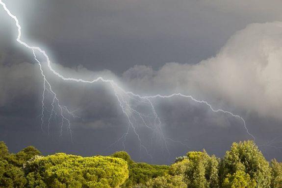 Синоптики о погоде: вероятность грозовых дождей в Тамбовской области остаётся высокой