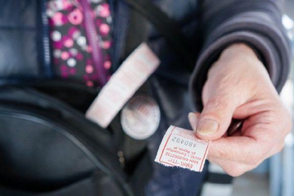 Талонами в общественном транспорте Тамбова можно будет пользоваться до 31 мая