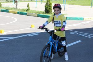 Тамбовские дошколята — знатоки правил дорожного движения!