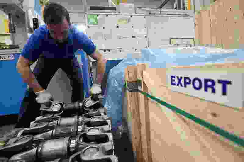 Тамбовские производители увеличили выпуск экспортной продукции