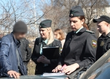 Тамбовские судебные приставы составили «Портрет должника» по алиментам