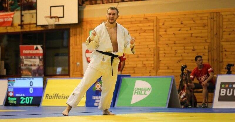 Тамбовский дзюдоист выступит на Кубке Европы