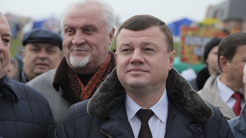В апрельском рейтинге АПЭК понизилось влияние губернатора Тамбовской области