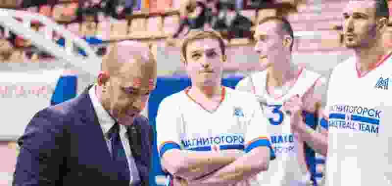 В БК «Тамбов» пришёл новый тренер