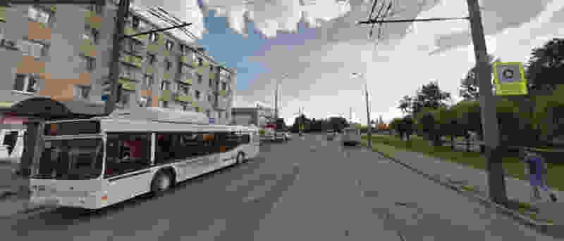 В Тамбове на Бульваре Энтузиастов перенесли остановку «Технический университет»