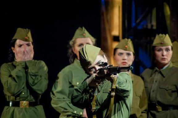 """В Тамбове покажут премьеру спектакля """"Какое у войны лицо?"""""""