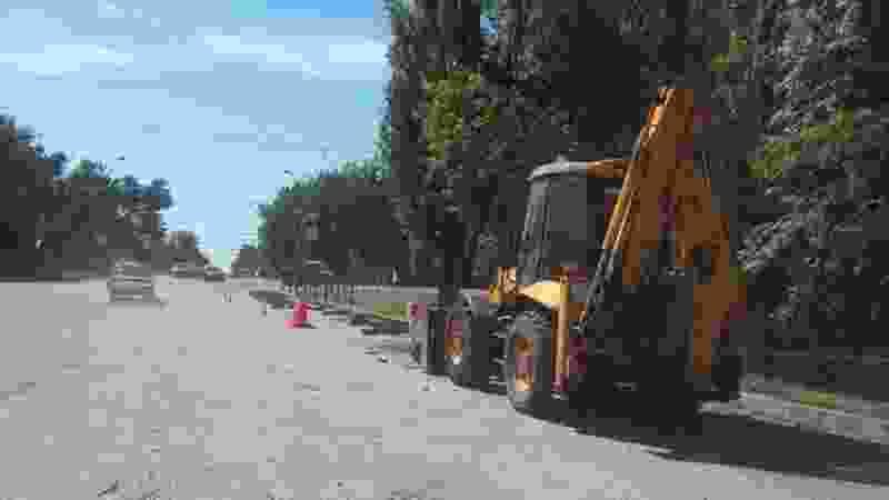 В Тамбове приступили к ремонту дорог