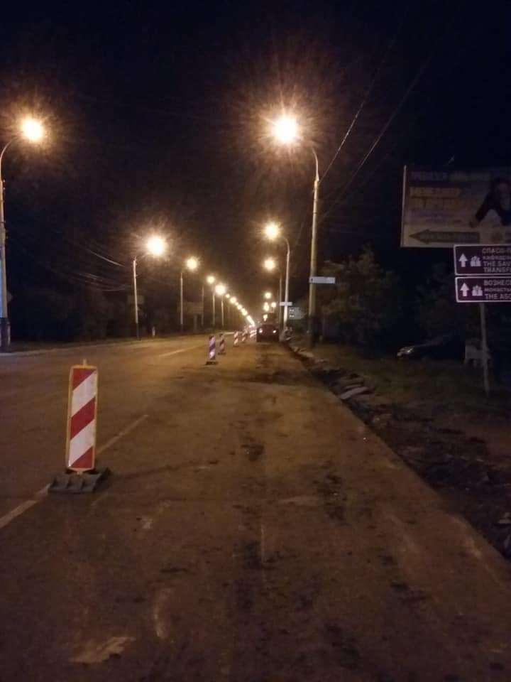 В Тамбове приступили к ремонту улицы Киквидзе