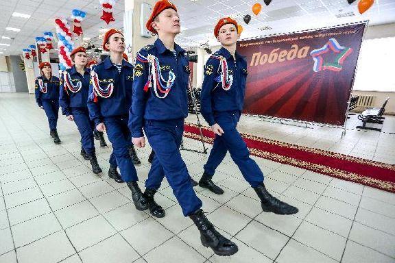 В Тамбове пройдет финал военно-спортивной игры