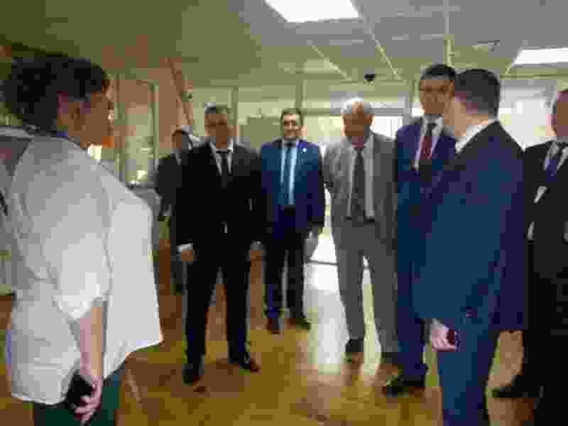 В Тамбове прошла XIX областная конференция представителей малого и среднего предпринимательства