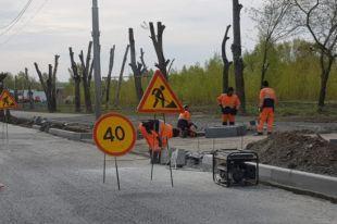 ВТамбове стартовал ремонт дороги наПролетарской улице