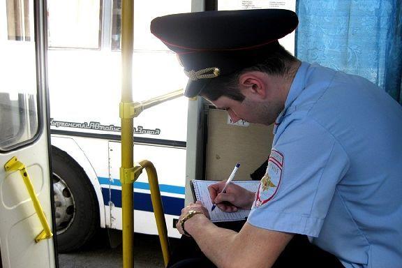 В Тамбовской области 104 водителя автобусов привлечены к ответственности за нарушения ПДД