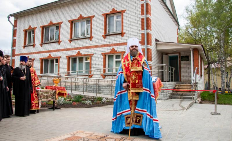В Тамбовской области открылся центр для беременных женщин в трудной ситуации