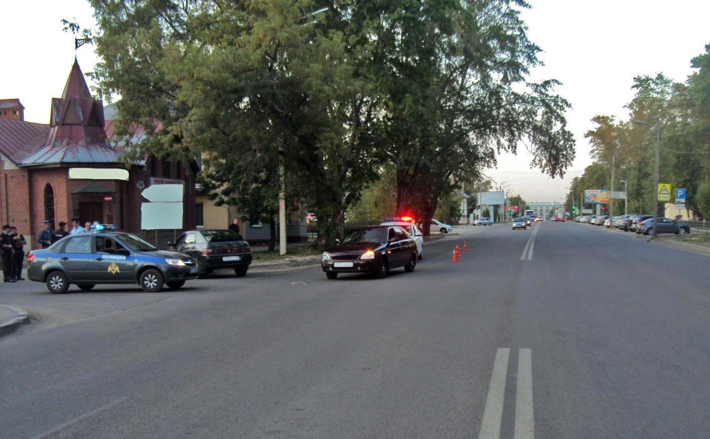 В тройном ДТП на улице Пролетарской пострадал годовалый ребёнок