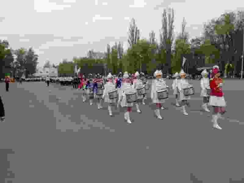 В Уварове отметили День кадетского корпуса
