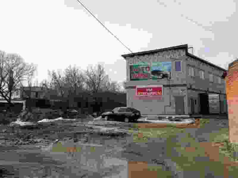 Власти Тамбова: автомойка у реки Студенец работает законно