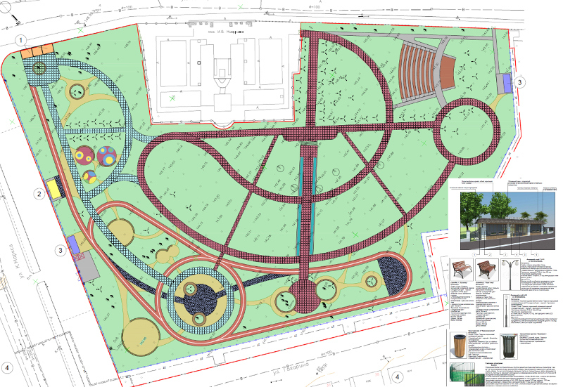 Жители Мичуринска обеспокоены будущим коллекционного сада