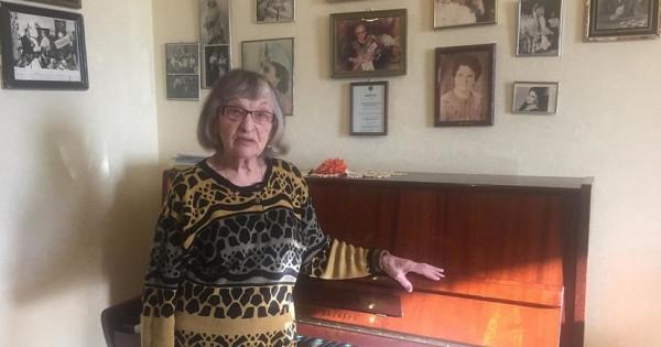 91-летняя ветеран труда изМолдавии неможет добиться российского гражданства