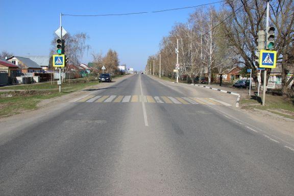 """Автодорогу """"Северный обход"""" под Тамбовом отремонтируют"""