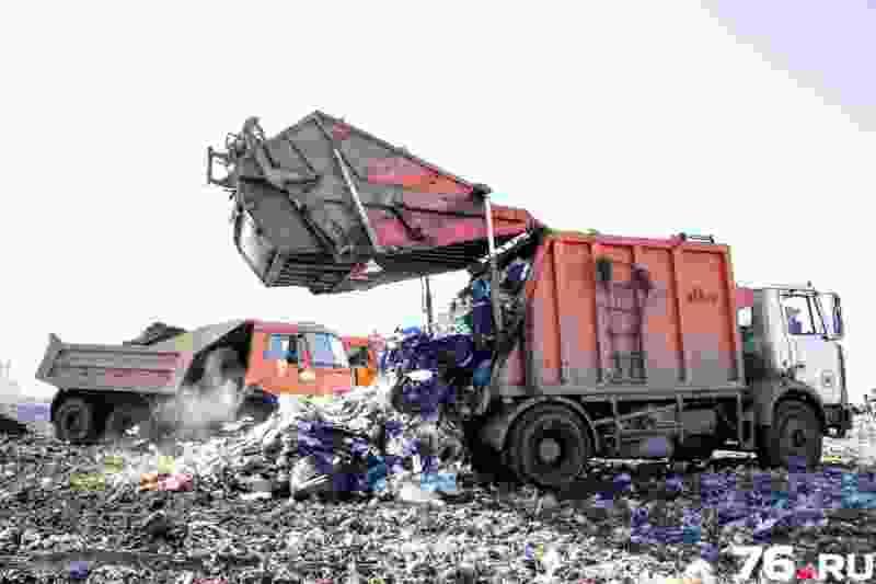 Через Тамбов проедет автопробег мусоровозов