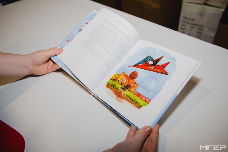 МГЕР предлагает включить в детсадовскую программу книгу о маленьких героях, в которую попали и дети из Тамбовской области