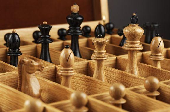 На День города в Тамбове прошёл шахматный турнир