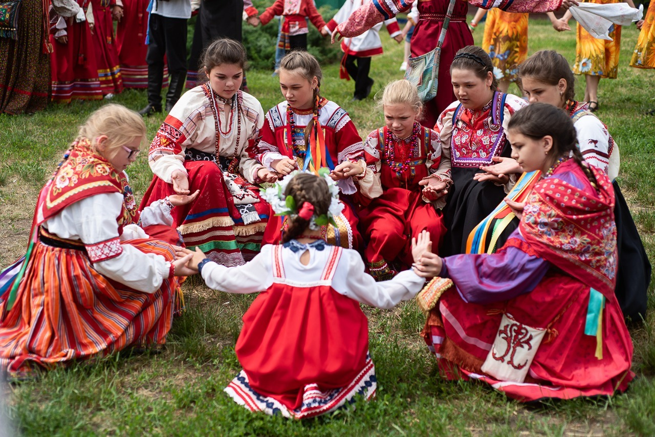 На площади Музыки прошёл настоящий праздник детства