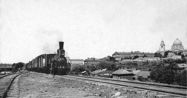 Проект «городской электрички» вКурске воплотили вжизнь ещёвпозапрошлом веке