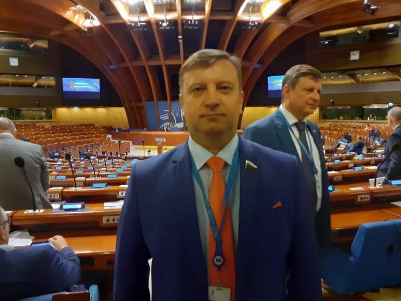 """Сенатор от Тамбовской области: """"Завтра будет видно, сохранила ли Европа своё парламентское лицо"""""""