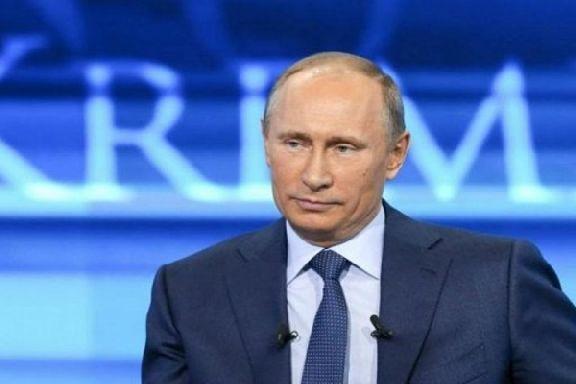 """Стала известна дата """"прямой линии"""" с Путиным"""