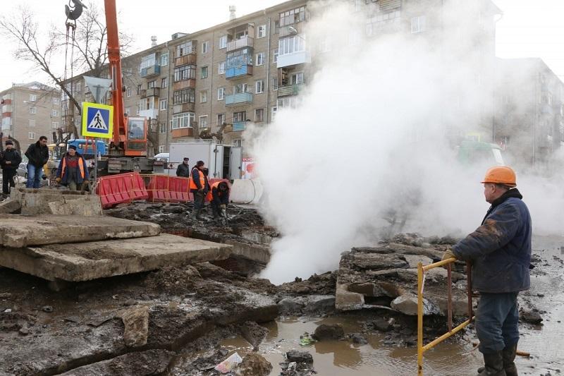 """Тамбовчан предупредили о грядущей коммунальной катастрофе: """"300 км тамбовских сетей изношено уже более чем на 60%"""""""