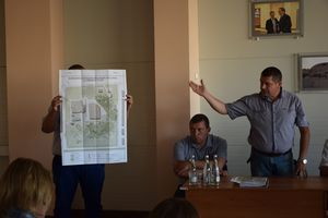Тамбовчане обсудили благоустройство Олимпийского парка