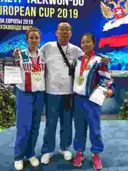 Тамбовские спортсмены привезли золото и серебро с Кубка Европы по тхэквондо