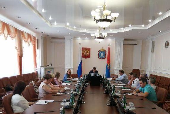 В Тамбове обсудили вопросы исполнения антитабачного законодательства