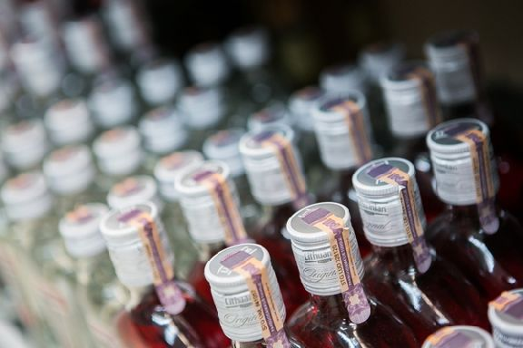 В Тамбове во время проверки из магазина изъяли 162 литра алкоголя