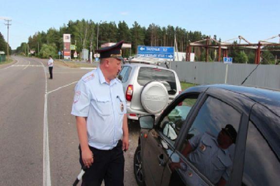 В Тамбовской области работник автомастерской катался на машине клиента