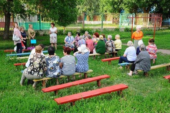 """В Тамбовской области завершаются обсуждения по проекту """"Народная инициатива"""""""