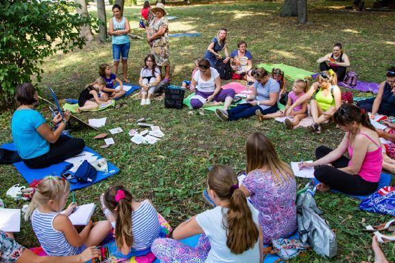 Бесплатные занятия йогой и танцами: в Тамбове пройдет фестиваль развития
