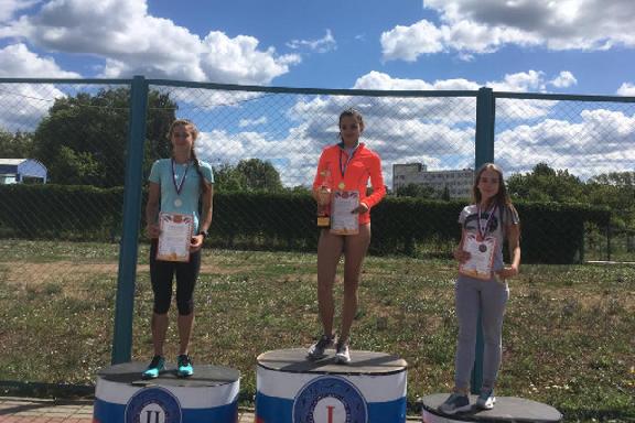 Четыре тамбовских легкоатлета выполнили норматив кандидата в мастера спорта