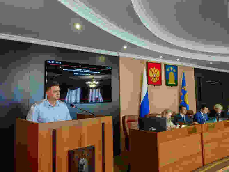 Депутат городской Думы предложил тамбовским полицейским для улучшения работы пересмотреть сериал про советскую милицию